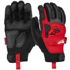 Impact Demolition Armortex Gloves Hook and Loop Wrist