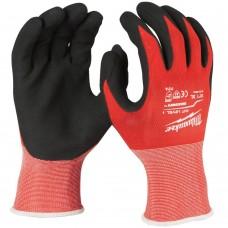SmartSwipe Milwaukee Sandy Foam Nitrile Tough Work Gloves