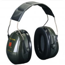 3M Peltor Optime II Zone 2 Adjustable Ear Defender SNR 31dB