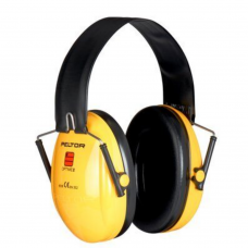 3M Peltor Optime I Zone 1 Yellow Foldable Ear Defender SNR 28dB