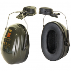 Zone 2 Helmet Mounted Peltor Optime 2 Ear Defender SNR 31dB