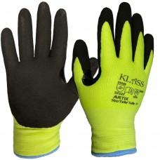 Klass Artix Cold Wet Protection Latex Coated DMF Free Gloves