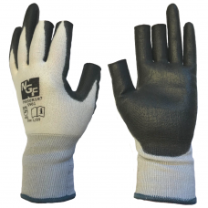NGF Semi Fingerless Cut 5 Lightweight Safety Gloves 4542