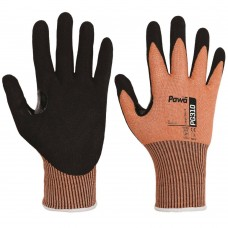 Cut C Touch Screen with Thumb Crotch Breathable Pawa PG310 Safety Gloves