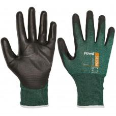 Pawâ PG535 Lightweight 18 gauge Cut Level D PU Coated Safety Gloves