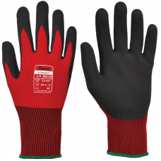Micro Foam Latex Coated Lightweight Breathable Pawâ PG122 Gloves