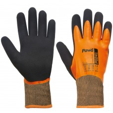 Cold Wet Weather Winter Pawa PG241 Fully Coated Gloves