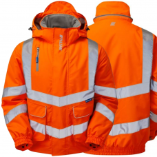 Pulsar Railspec Waterproof Padded Bomber Jacket