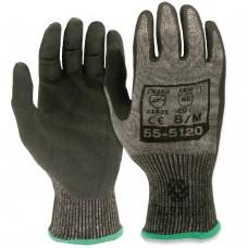 Tilsatec Micropore Foam Nitrile Coated 15 gauge Rhinoyarn Cut E Safety Gloves
