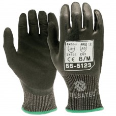 Tilsatec Fully Coated Nitrile Lightweight Rhino Yarn Cut Resistant Gloves