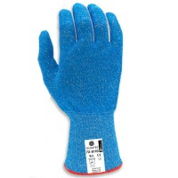Tilsatec Food Glove Cut F Extended Cuff AntiMicrobial  (1 glove)