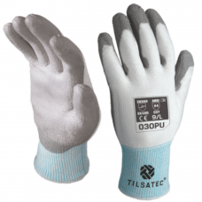 Tilsatec Cut D Lightweight Soft Feel Liner PU Coated Gloves
