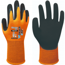 Wonder Grip® Thermo Lite Weight Cold Handling Latex Palm Gloves