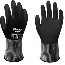 Wonder Grip® Oil Double Palm Coating Nitrile Glove