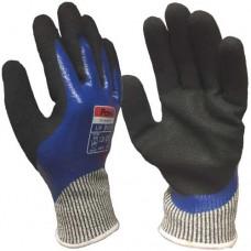 Pawâ PG510 ISO Cut D Oil Proof Micro Foam Nitrile Gloves