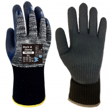 Rock and Stone Heavy Duty Heat, Cold Cut Resistant Gloves