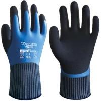 Wonder Grip AQUA Fully Coated Wet Work Foam Latex Grip Waterproof Gloves