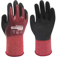 WonderGrip® Dexcut™ Cut Resistant 5 Fully Coated Liquid Proof Safety Gloves 4543