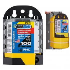 Blade Bank SPD-017 Safety Point 100 Blade Dispenser (fits on blade banks)