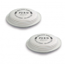 Moldex 8080 P3 Particulate Filters (pair) for ReUsable 8000 Mask