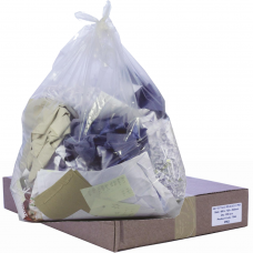 Medium Duty Clear Sacks 18 x 28 x 37 x 200 Bags