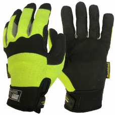 All Over Needlestick and Cut Protection Superior® Punkban™ Clutch Gear® Gloves
