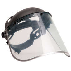 Face Visor & Carrier Molten Metal and Splash Protection