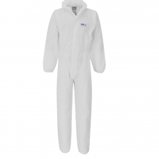 Type 5 / 6 Liquid Resistant Anti Static  Protective Coverall