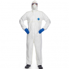 Dupont Tyvek® 200 Easysafe Hooded Coverall Type 5/6 White