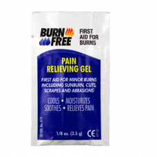 BurnFree Burn Gel Single Dose 3.5g Gel Packet