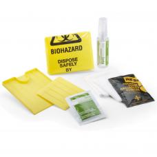 1+ Application Biohazard Body Fluid Spill Kit