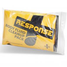 Biohazard Body Fluids Clean Up Pack - 1 Application