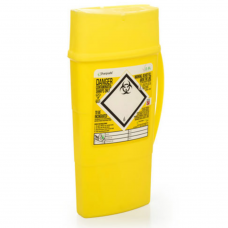 Sharpsafe Sharps Disposal Container 0.6Ltr
