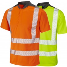 COOLMAX Sports Tech High Visibility T-Shirt