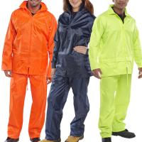 Lightweight Rainwear Nylon Rain Suit BDri