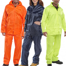 Lightweight Rainwear Nylon Rain Suit BDri
