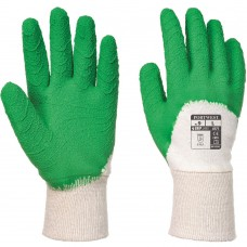 Crinkle Latex Knuckle Coated Work Gloves