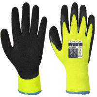 Portwest Thermal Cold Handling Foam Latex Winter Gloves