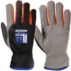 Portwest Wintershield Synthetic Leather Cold Weather Thermal Gloves