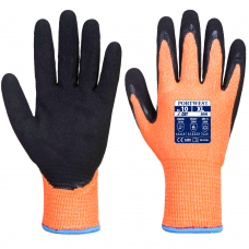 Portwest A646 Vis-Tex Winter Cold Cut & Heat Protection Gloves