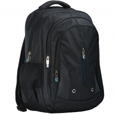 Secure Triple Pocket Backpack