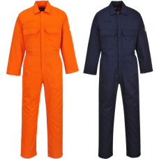 Fire Retardant Bizweld 1 Boilersuit Flame and Welding Protection
