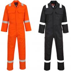 Fire Retardant Biz5 Nordic Design with Hi Viz Tape Boiler Suit