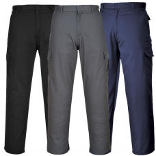 Combat Work Trousers 245g Multi Pockets 4 Leg Lengths