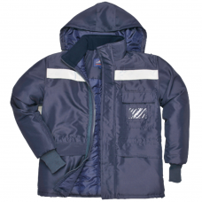 Deep Freeze Cold Store Jacket EN342 Tested -58°C
