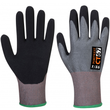 Portwest Dytec Cut Level F 13 gauge lightweight Nitrile Foam Coated Gloves