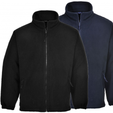 Portwest 280g/m² Polar Fleece Jacket Full Zip 2 Pockets