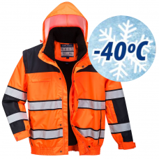 Extreme Cold High Vis