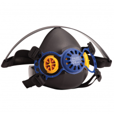 Portwest Dual Filter 1/2 Mask Respirator Body (no filters)