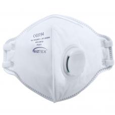 Fold Flat FFP3 NR D Biztek Disposable Valved Respirator Face mask x 20